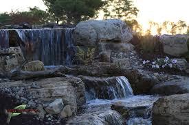 backyard stream waterfall projects johnstown huntingdon state