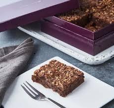 konditor u0026 cake u2022 pecan caramel brownie gift box