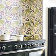 Wallpaper Designs For Kitchens by Kitchen Splashbacks Kitchen Design Ideas Ideal Home