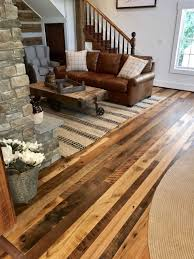 Laminate Floor Calculator For Layout Designing With Random Width Flooring Cochran U0027s Lumber Rustic