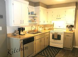 How To Modernize Kitchen Cabinets Kitchen Cabinet Updates Home Decor Diy Update Your With Fabric