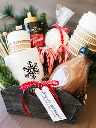 christmas gift packages culinary gift basket ideas diy