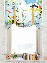 Diy Nursery Curtains Cool And Crafty Diy Nursery Ideas