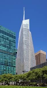 bank of america tower the skyscraper center
