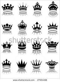32 king crown tattoos designs