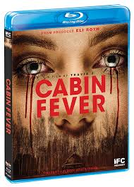 amazon com cabin fever blu ray gage golightly matthew