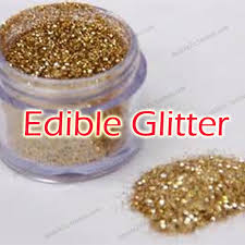 Where To Buy Edible Glitter Aliexpress Com Buy Golden Edible Sprinkles For Cake Decoration