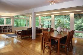 open floor plan house painting
