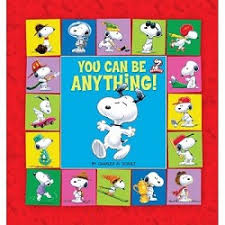 Snoopy Rug You Can Be Anything Featuring Snoopy Charles M Schulz U0027s