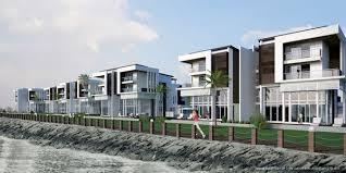 Semi Detached Home Design News Four Storey Semi Detached House At Luak Bay Miri