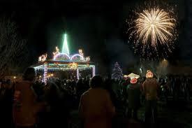 Heritage Park Christmas Lights Calendar Of Events For Carson Valley Nevada Genoa Gardnerville
