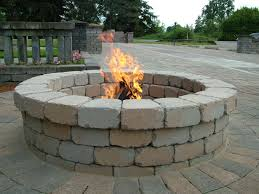 Pictures Of Fire Pits In A Backyard by 50