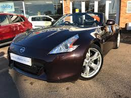 nissan 370z used 2010 used nissan 370z and second hand nissan 370z in bedfordshire