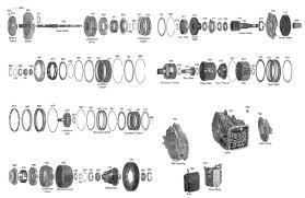 trans parts online f4a41 f4a41 transmission parts