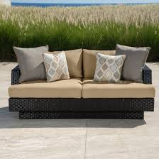 Outdoor Sofa Bed Outdoor Sofas Sectionals Modular Seating Rst Brands