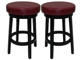 Leather Bar Stool With Back Kitchen Upholstered Counter Stools Brown Leather Bar Stools