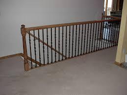 ideas wrought iron stair railing how to design wrought iron