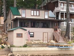 merrymeeting lake real estate nh waterfront homes mls listings for