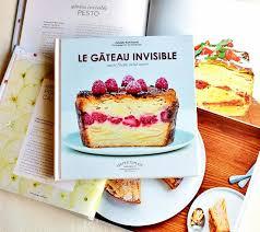 livre de cuisine marabout le gâteau invisible le livre il était une fois la pâtisserie