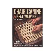 Chair Caning Instructions Caning And Seat Weaving