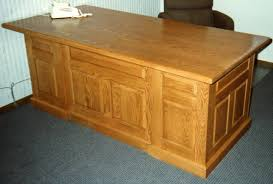 Executive Office Tables Hand Crafted Executive Office Desk By Tom Kies Woodworks