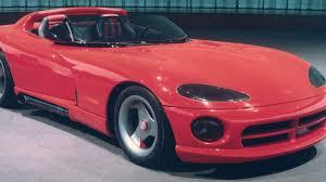Dodge Viper 1992 - take a moment to appreciate the dodge viper u0027s most obscure feature
