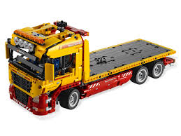 lego technic truck flatbed truck 8109
