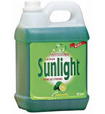 Sabun Vire sunlight sabun cuci piring pro lime stoqo