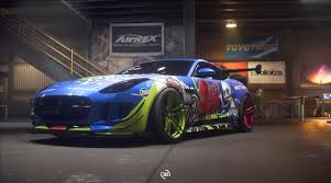 jaguar f type custom need for speed payback build of the week 7 u2013 jaguar f type r