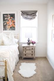 What Now Dream Bedroom Makeover - master bedroom makeover reveal mint arrow