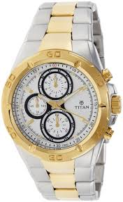 watches chronograph buy titan regalia chronograph analog silver s