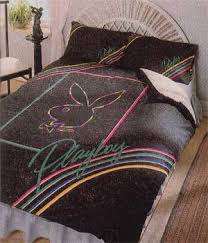 Playboy Duvet Covers Playboy Bed Covers 80s Home Bedroom Stuff From The 80s Old