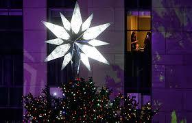 photos rockefeller center christmas tree lighting star 102 5