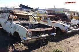 rusty car classic car hunter investigates geelong u0027s rusty car scrap yard