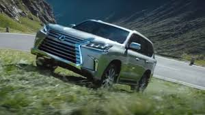 lexus jeep 2016 lexus commercial shows 2016 lx and ls flagships taking