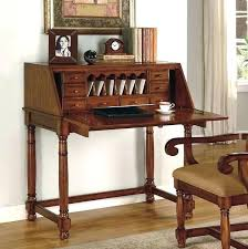 knowing wood secretary desk plans gurawood desks for small white