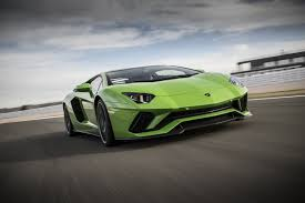 Green Lamborghini Aventador - lamborghini ad personam dresses up one off aventador s at goodwood
