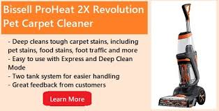 Carpet And Upholstery Cleaning Machines Reviews Hoover Vs Bissell Carpet Cleaning Machines Compared
