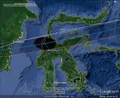 eclipse flights total solar eclipse of 2016 march 8 9 xavier