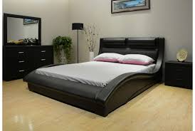 Design For Headboard Shapes Ideas Bedroom Casual Bedroom Design With Grey Headboard And