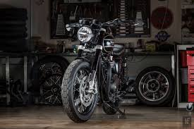custom of the week triumph bonneville u0027taniwha u0027 by macco motors