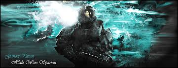 halo wars game wallpapers halo wars spartan dark by ganoes paran on deviantart