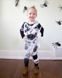 spider halloween costume for baby last minute halloween costumes for kids martha stewart