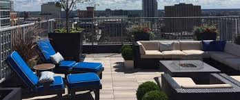 build elevated roof decks with architrex pedestal pavers