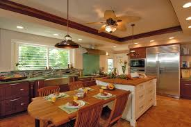 kitchen ceiling fan ideas marvelous monte carlo ceiling fans in kitchen tropical with butcher