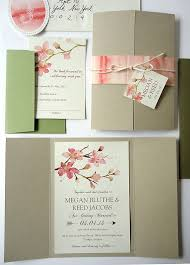wedding invitations etsy eco friendly wedding invitations miss a charity meets style