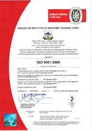 bureau veritas industrial services hindustan institute of maritime himt