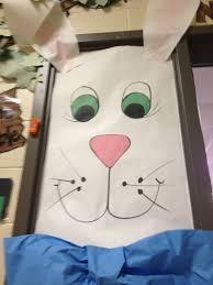 easter door decorations crafts actvities and worksheets for preschool toddler and kindergarten