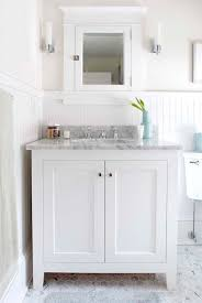 Best  Cottage White Bathrooms Ideas Only On Pinterest Cottage - White cabinets for bathroom