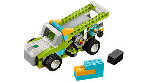 lego truck instructions sort to recycle wedo 2 0 science lesson plans lego education